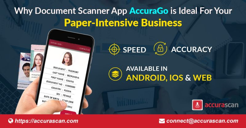 Latest Document Scanning News | Passport & ID Card Scanner